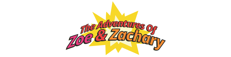 The Adventures of Zoe & Zachary Apparel Store
